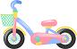 Kinderfahrrad Logo